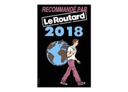 Recommandé par Le Routard 2018